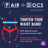 Pair-O-Docs Podcast Episode 18: Tighten Our Belts