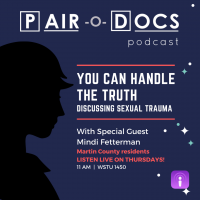 Pair-O-Docs Podcast Episode 20: You Can Handle the Truth